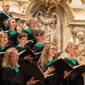 Bild: Geistliche Sonntagsmusik - Wolfgang Amadeus Mozart