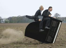 The impossible Concert - Musikkabarett vom Allerfeinsten mit Stenzel & Kivits