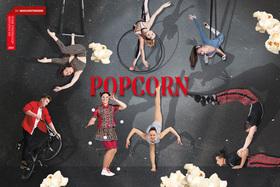Popcorn – Ein artistisches Feuerwerk - 17. Absolventenshow der Staatlichen Artistenschule Berlin