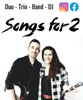Bild: Songs for 2 - Terrassenkonzert