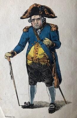 Bild: Carl Malß: Der alte Bürger-Capitain oder Die Entführung