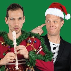 """Bild: Korff-Ludewig """"Weihnachten hat doch mal Spaß gemacht"""""""