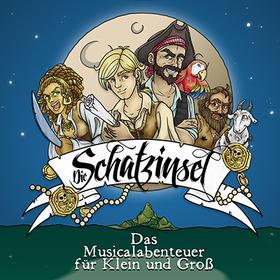 Bild: Die Schatzinsel - Das Musicalabenteuer für Klein und Groß - Musicaltour 2021