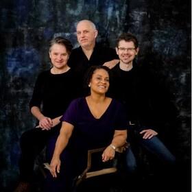 Bild: Cécile Verny Quartet - of MOONS and DREAMS
