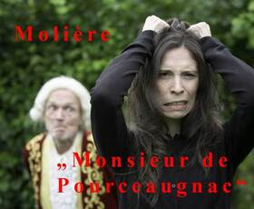 "Bild: ""Monsieur de Pourceaugnac"" Spät gefreit - früh gereut - ""Monsieur de Pourceaugnac"" Spät gefreit - früh gereut"