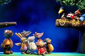 Bild: Kindertheater: Kleiner Rabe Socke -
