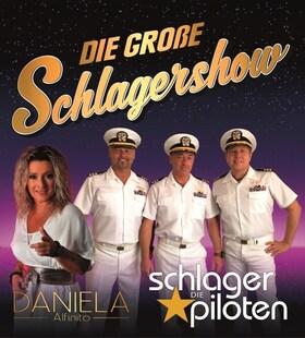 Bild: Die große Schlagershow -Die Schlagerpiloten & Daniela Alfinito-