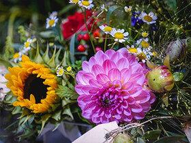 Bild: Flower Loops - Boho-Liebe im Advent