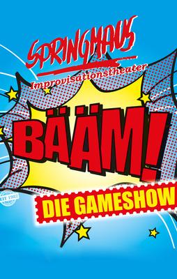 Bild: Springmaus Improtheater - BÄÄM! - Die Gameshow