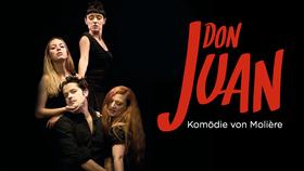 Bild: DON JUAN - Komödie von Molière mit dem Ensemble Persona