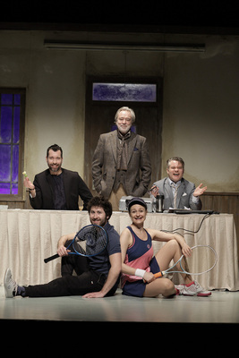 Bild: Extrawurst - Schauspiel mit Gerd Silberbauer u. a.