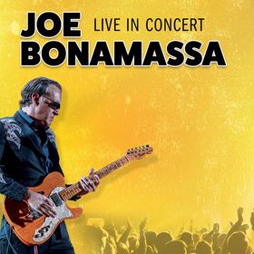 Bild: JOE BONAMASSA - LIVE IN CONCERT 2022