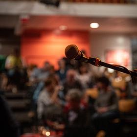 Bild: Junges Nachtcafé - Offene Bühne (10+)