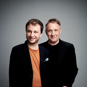 Bild: Mit Dir - Benjamin & Andreas Lebert im Gespräch