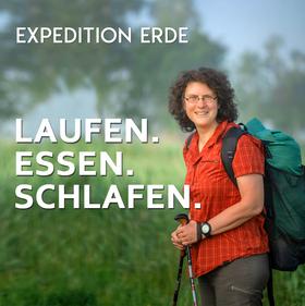 Bild: EXPEDITION ERDE: Laufen.Essen.Schlafen