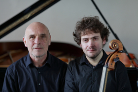Bild: Michael Rettig: Das Meer - Konzert für Cello, Klavier und Video