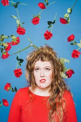Bild: Franziska Wanninger - Für mich soll's rote Rosen hageln!