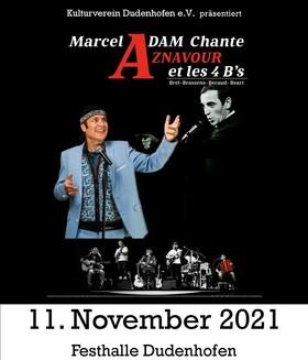 Marcel Adam chante Aznavour et les 4 Bs