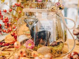 Bild: Herbst im Glas