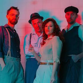Marina & The Kats - Moderner Indie-Swing aus Wien