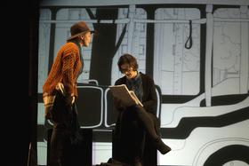 Bild: NETBOY von Petra Wüllenweber - Theater Poetenpack