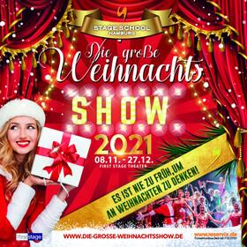Die große Weihnachtsshow 2021 - 3G