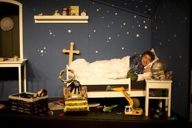 Bild: Mondscheindrache (Kindertheater 4+)