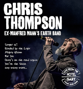 Bild: Chris Thompson & Band - Ex- Leadsinger of MANFRED MANN`s EARTHBAND