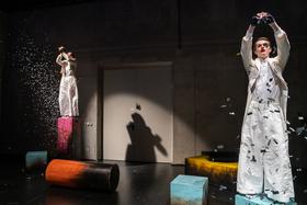 Bild: Der Zinnsoldat und die Papiertänzerin - Theater Paderborn