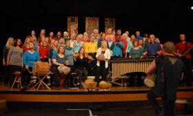 Bild: Das Buschorchester - Native Rhythms and Songs