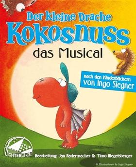 Bild: Der kleine Drache Kokosnuss - Familienmusical ab 4 Jahren
