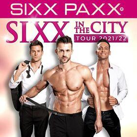 Bild: SIXX PAXX - SIXX in the City Tour 2021/22