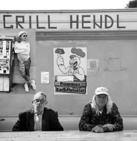 Bild: Kurt Palm, Karl Ferdinand Kratzl & Anna Mabo