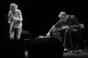 Bild: Soundtrips #54: Lotte Anker (DAN)- Fred Frith (GB)