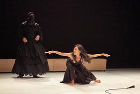 Bild: Marcio Abreu/Companhia Brasileira de Teatro - Sem palavras / Ohne Worte