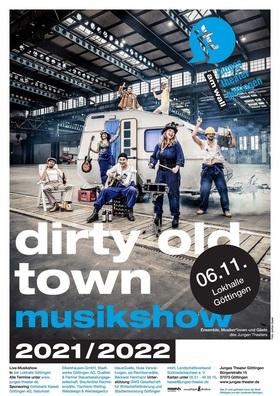 Bild: Dirty Old Town - Junges Theater Göttingen
