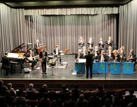 Bild: Kilian Heitzler Big Band - Von Swing bis Pop - A History of Big Band Jazz