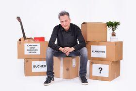 Bild: Olaf Bossi: Endlich Minimalist …aber wohin mit meinen Sachen?!