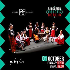 Bild: Kuker Berlin presents: Bulgarian Voices Berlin live in concert | 01.10.2021