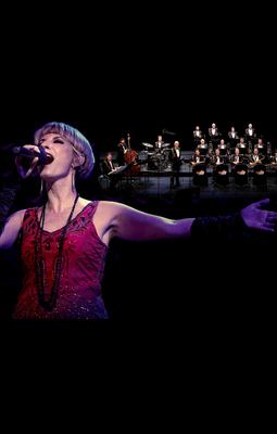 Adrienne Haan & die Militär Big Band Luxemburg - Metropolis Berlin - Eine swingende Hommage an Berlins 20er - KölnPremiere
