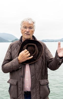 Gerhard Polt - Im Abgang nachtragend