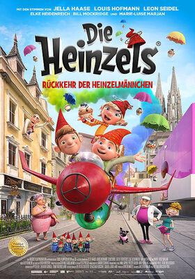 Bild: Die Heinzels - Rückkehr der Heinzelmännchen - Kino im Bürgersaal