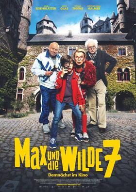 Bild: Max und die wilde 7 - Kino im Bürgersaal