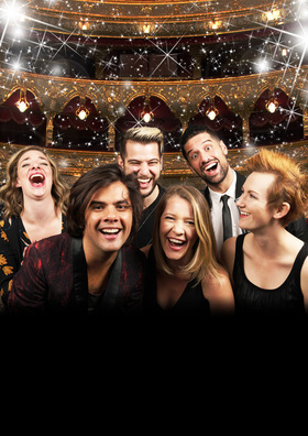 Bild: The Cast - Weihnachtssterne in der Oper