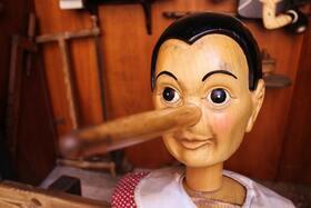 Bild: Pinocchio - nach Carlo Collodi