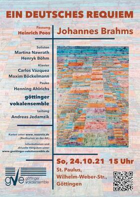 Bild: Johannes Brahms: Ein Deutsches Requiem Op.45