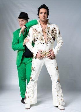 Bild: Kabarett- und Mundart-Tage 2021, Elvis trifft Elvis