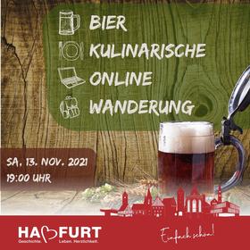 Bild: Bier Kulinarische Online Wanderung durch Haßfurt am Main und Umgebung