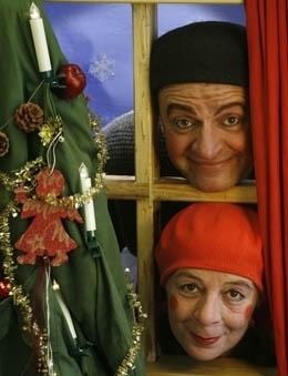 Bild: Der Weihnachtstannenmantelbaum
