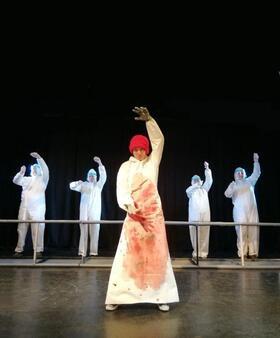 Bild: Theater Berliner Compagnie - Alles Fleisch